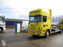 Camión Scania R 114 BDF usado