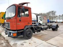 Vrachtwagen MAN 12.192 tweedehands chassis