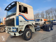 Volvo F12 truck used chassis