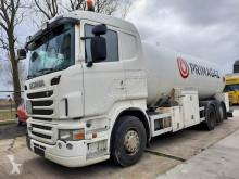 Scania tartálykocsi teherautó R 480