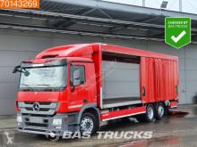 Camião cortinas deslizantes (plcd) Mercedes Actros 2541