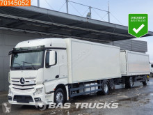 Mercedes box truck Actros 1842