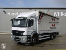 Camión lonas deslizantes (PLFD) Mercedes Axor 2533L Axor Plane*Lift/Lenk*LBW*Klima*EUR5