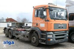 Camião poli-basculante MAN TGA 26.310 TGA 6x2, Multilift 26256FHJ, Dachklima