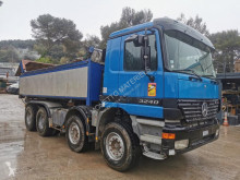 Mercedes two-way side tipper truck Actros 3240