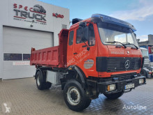 Kamion korba Mercedes SK 1935, Full Steel, 4x4 ,V8 engine, 13 tons rear axles
