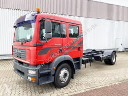 Kamion MAN TGM 18.280 4x2 BL Doka 18.280 4x2 BL Doka vícečetná korba použitý