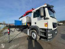 Camión MAN TGS 26.320 de asistencia en ctra usado