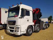 Camion plateau MAN TGS 35.480
