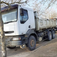 Renault two-way side tipper truck Kerax 370