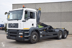 Camión MAN TGA 28.360 Gancho portacontenedor usado