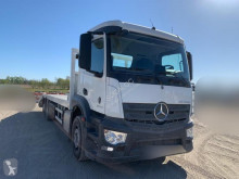 Mercedes heavy equipment transport truck Actros 2540 L