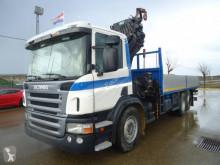 Camion Scania P 360 plateau occasion