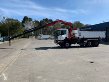 Scania two-way side tipper truck P 360