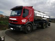 Kamion cisterna potravinářský Renault Premium 370.26 DXI
