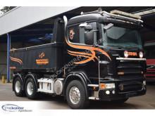 Camión Scania R 620 volquete usado