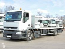 Kamion plošina bočnice Renault 320dci Plattform *Schaltgetriebe*