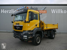 Camion ribaltabile trilaterale MAN TGS TGS 18.440 4x4 BB*Meiller 3-S*Intarder*Kommunal