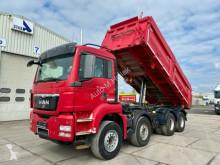Camión volquete volquete trilateral MAN TGX TGX 35.480 8x4 BB Euro 5 Retarder Manualgear