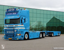 Lastbil Scania R620 V8 polyvagn begagnad