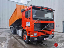 Volvo F10 truck used tipper