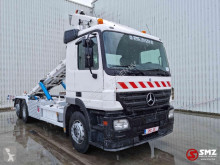 Camion cassone Mercedes Actros 2641