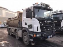 Kamion korba k záhozu Scania G 480
