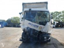 Kamion Renault Gamme D 210 posuvné závěsy havarovaný