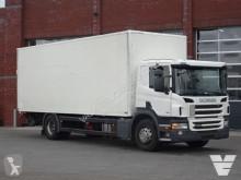Camião Scania P 250 furgão usado