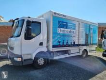 Renault beverage delivery box truck