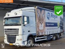 Camião DAF XF105 cortinas deslizantes (plcd) usado