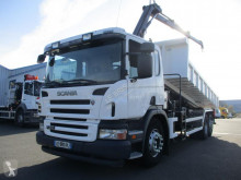 Scania hook arm system truck P 360