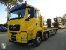 Kamion MAN nosič strojů použitý