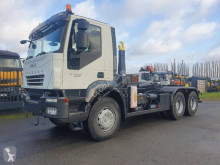 Camion Iveco Eurotrakker 410 polybenne occasion
