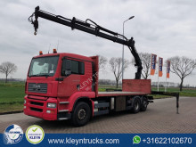 Kamion plošina MAN 26.430 hiab 200c-3 remote
