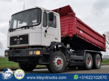 Camion MAN 24.322 FDK full steel tri-benne occasion