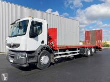 Kamion Renault Premium 380.26 DXI nosič strojů použitý
