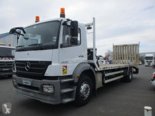 Mercedes heavy equipment transport truck Axor 1829 NL