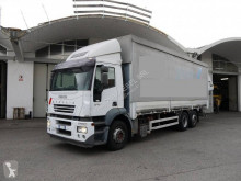 Iveco Stralis 310 truck used tautliner