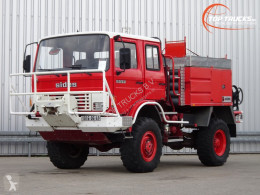 Camión Renault 110-150 bomberos usado