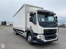 Kamión Volvo FL 250-18 plachtový náves ojazdený