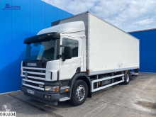 Camion Scania 94 300 Manual fourgon occasion