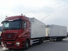 Camion frigo Mercedes ACTROS 2546/6X2/FRIGO-7,55M+7,55M/TK TS300E/38EP