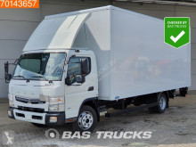Vrachtwagen Mitsubishi Fuso 7C18 Fuso 7C18 Manual Ladebordwand tweedehands bakwagen