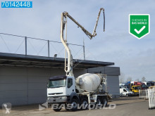 Camion calcestruzzo betoniera mescolatore + pompa Renault Kerax 420