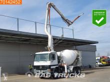 Mercedes betonkeverő + pumpa beton teherautó Actros 3240