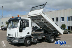 Iveco three-way side tipper truck Eurocargo 80E22 4x2, 6 Zylinder, Meiller, 2x AHK, Diffsp.