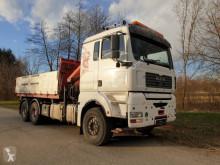 Caminhões MAN TGA26.480 mit Palfinger PK 18002 basculante usado