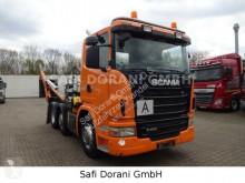 Lastbil Scania G G400 Absetzkipper 6x2 multi-tippvagn begagnad