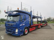 Camião Volvo FM460 4X2 WITH LOHR EURO 5 porta carros usado